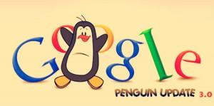 Google Penguin 3.0 aggiornamento