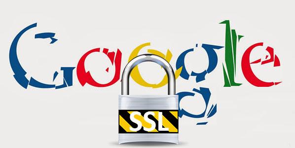 GOOGLE SSL SEO
