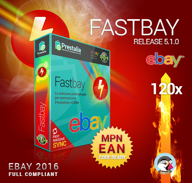 FastBay modulo Prestashop