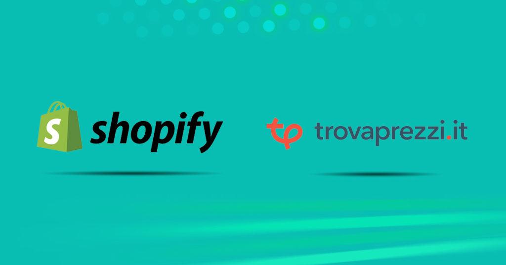plugin shopify per esportare su trovaprezzi